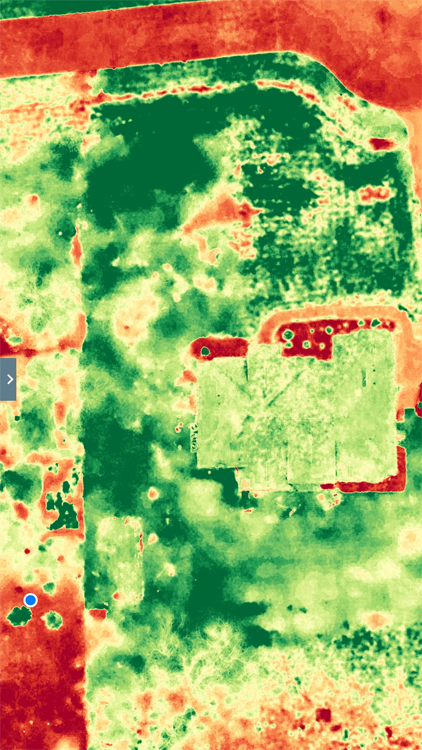 Thermal Mapping Drone Services Houston