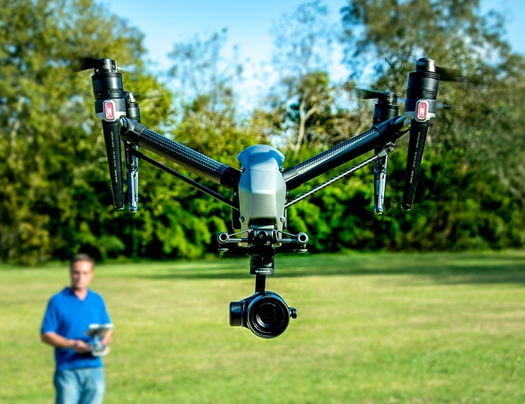 drone videos Houston