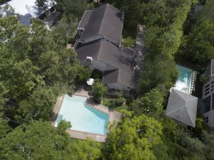 real estate drone images