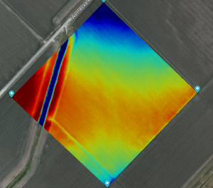 Crop monitoring Houston